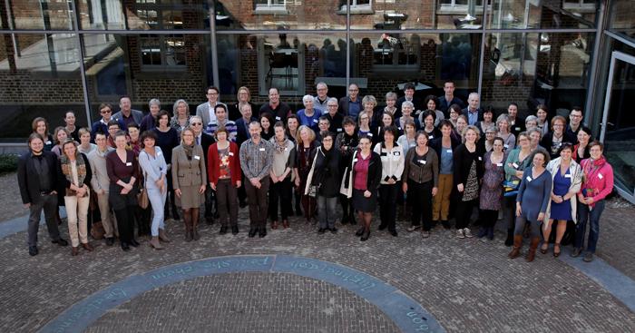 Groepsfoto NUT 2015 Leuven